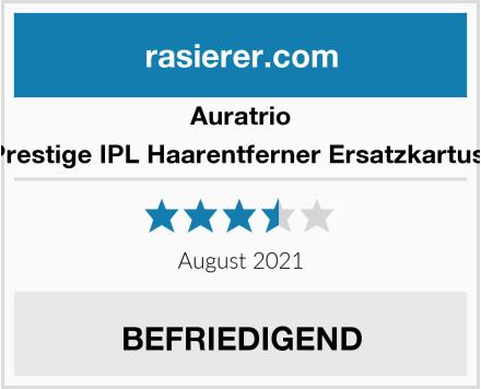 Auratrio T3 Prestige IPL Haarentferner Ersatzkartusche Test