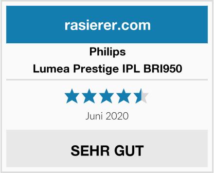 Philips Lumea Prestige IPL BRI950 Test