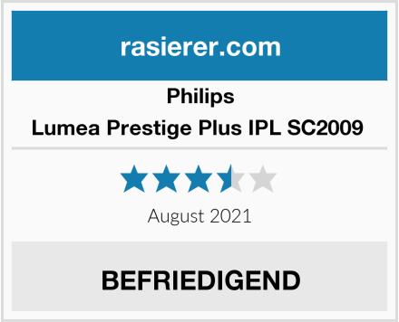 Philips Lumea Prestige Plus IPL SC2009  Test