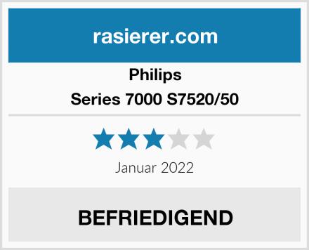 Philips Series 7000 S7520/50 Test