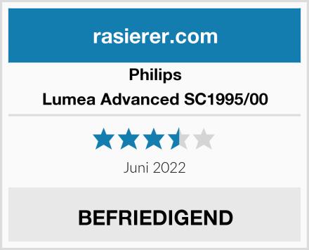 Philips Lumea Advanced SC1995/00 Test
