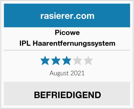 Picowe IPL Haarentfernungssystem Test