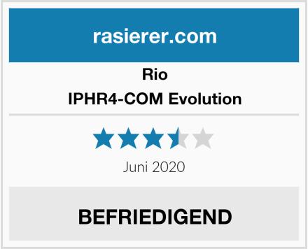 Rio IPHR4-COM Evolution Test