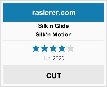 Silk n Glide Silk'n Motion Test