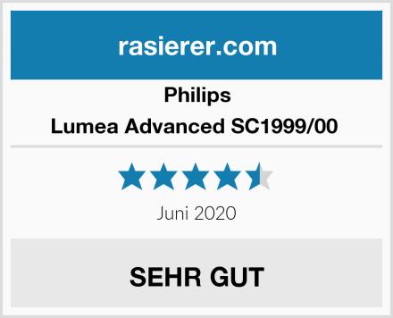Philips Lumea Advanced SC1999/00  Test