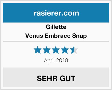 Gillette Venus Embrace Snap Test