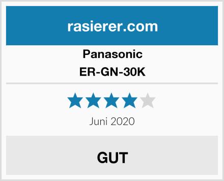 Panasonic ER-GN-30K Test