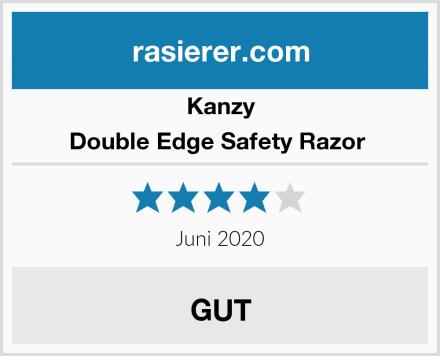 Kanzy Double Edge Safety Razor  Test