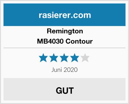 Remington MB4030 Contour Test