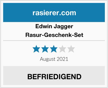 Edwin Jagger Rasur-Geschenk-Set Test