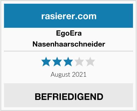 EgoEra Nasenhaarschneider Test