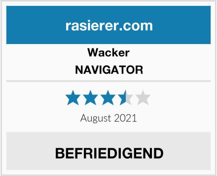 Wacker NAVIGATOR Test