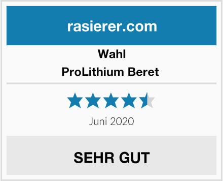 Wahl ProLithium Beret  Test