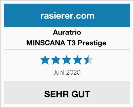 Auratrio MINSCANA T3 Prestige  Test