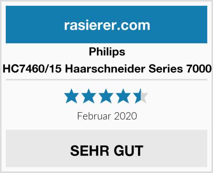 Philips HC7460/15 Haarschneider Series 7000 Test