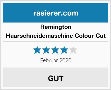 Remington Haarschneidemaschine Colour Cut Test