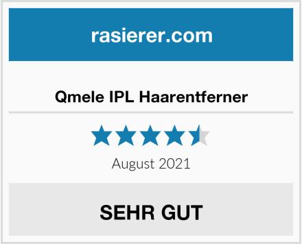 Qmele IPL Haarentferner Test