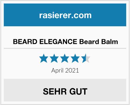 BEARD ELEGANCE Beard Balm Test