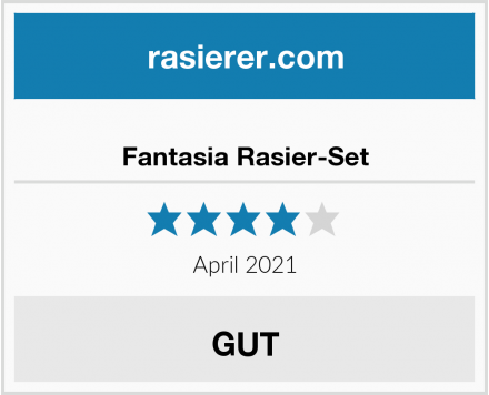 Fantasia Rasier-Set Test