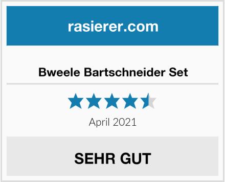 Bweele Bartschneider Set Test
