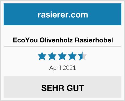 EcoYou Olivenholz Rasierhobel Test
