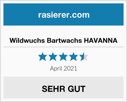 Wildwuchs Bartwachs HAVANNA Test