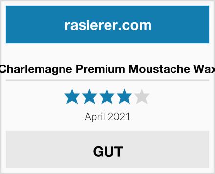 Charlemagne Premium Moustache Wax Test