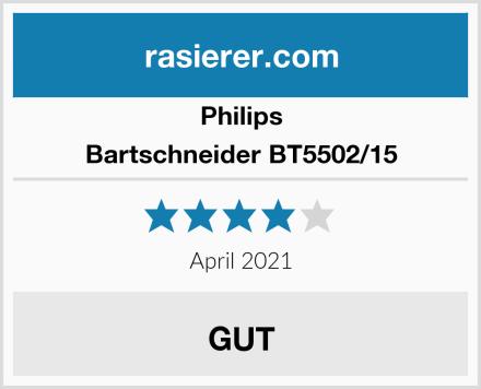Philips Bartschneider BT5502/15 Test