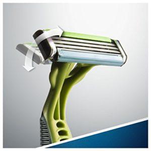 Beine rasieren mit Gillette