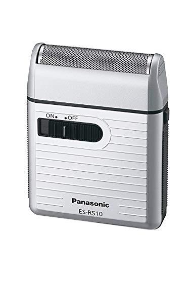 Panasonic ES-RS10-S Men's Pocket Shaver