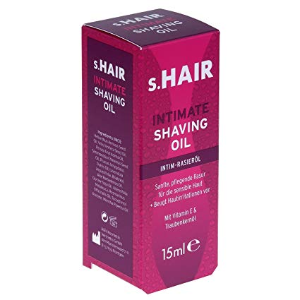 s.Hair Shaving Oil