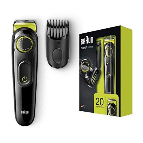Braun BT3021 Barttrimmer und Haarschneider