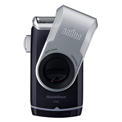 Braun MobileShave Elektrorasierer M-90