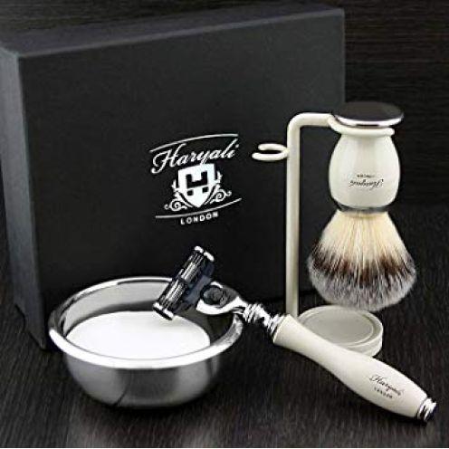 JAG Shaving Germany Premium Shaving Kit Geschenk für Männer