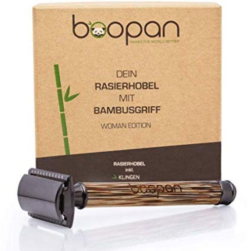boopan® Premium RASIERHOBEL DAMEN
