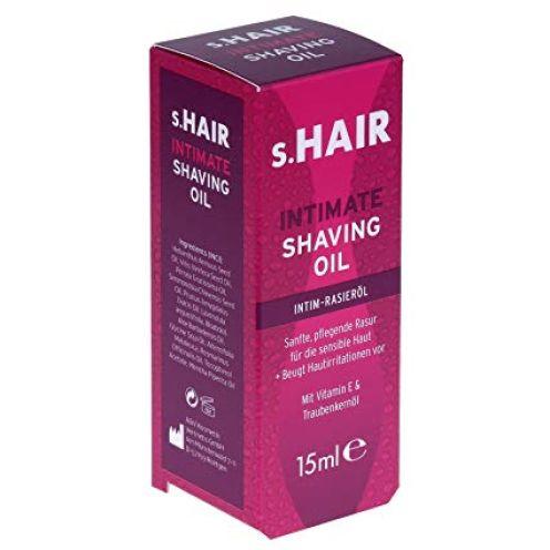 s.Hair Shaving Oil