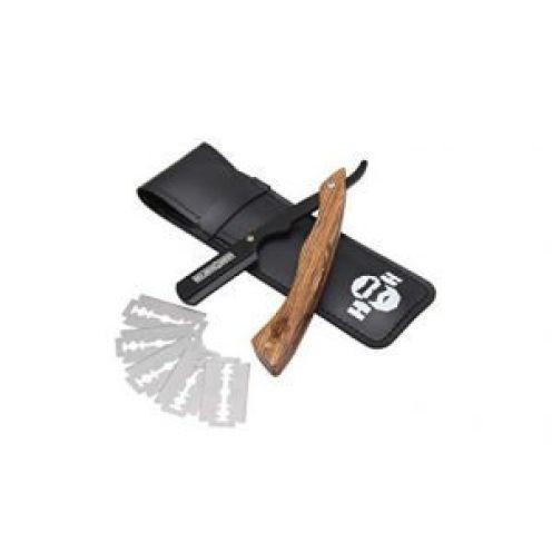 Heldenheim® R1 Rasiermesser aus Rosenholz