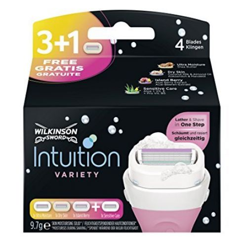 Wilkinson Intuition Summer Variety 3