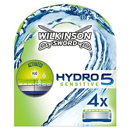 Wilkinson Hydro 5 Sensitive Rasierklingen