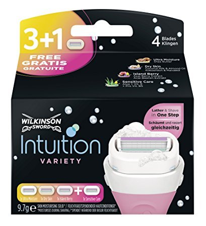 Wilkinson Intuition Summer Variety 3
